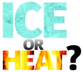 Ice VS Heat Treatment image