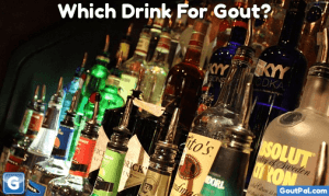 Best Drink For Gout - What's Yours?