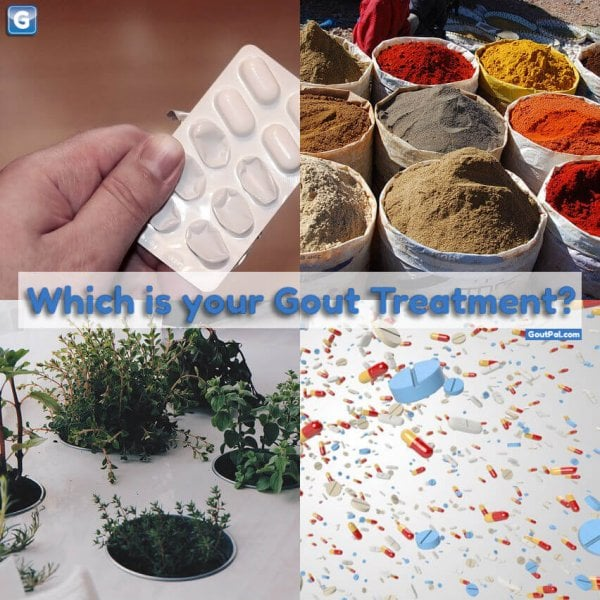 Which Is Your Gout Treatment image