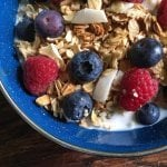 Granola, Oatmeal and Gout at Breakfast
