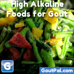 High Alkaline Foods for Gout Photo