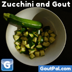 Zucchini and Gout logo