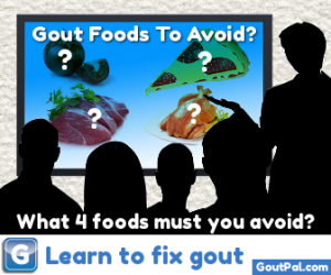 Gout and Obesity - Avoid Excess Calories