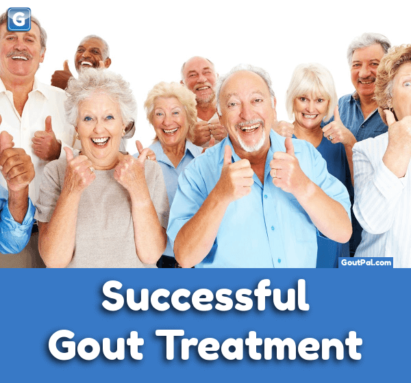 Successful Gout Treatment photo