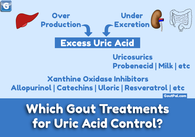 Allopurinol Alternatives? Is Anything Better For Gout?