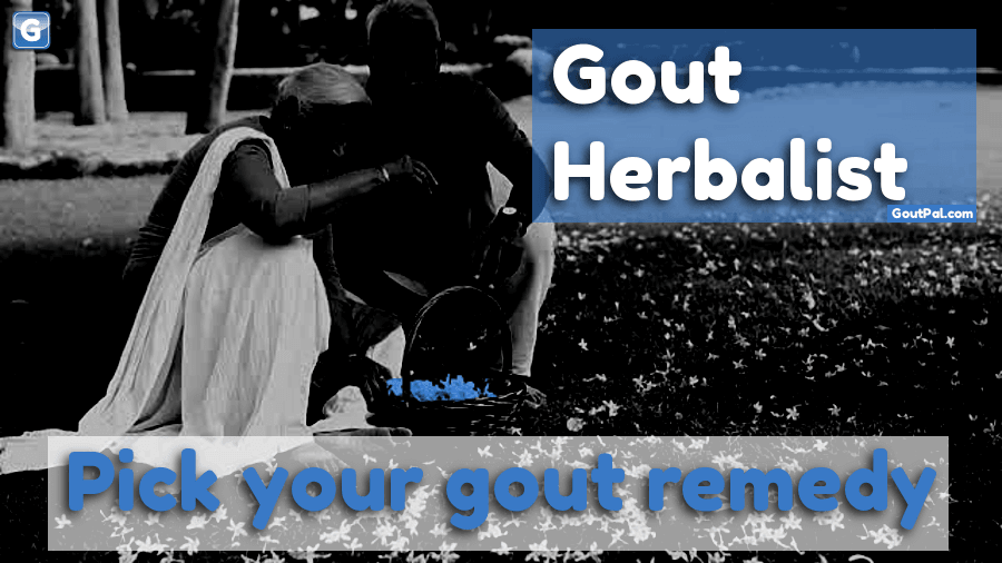 Gout Herbalist Group image