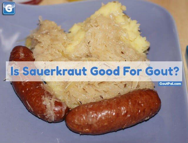Sauerkraut and Gout