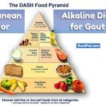 Mediterranean, DASH, or Alkaline Diet for Gout?