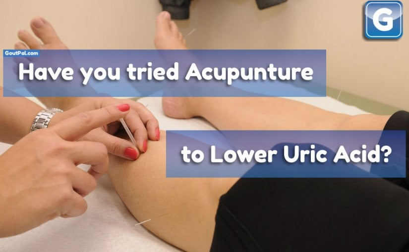 Acupuncture to Lower Uric Acid