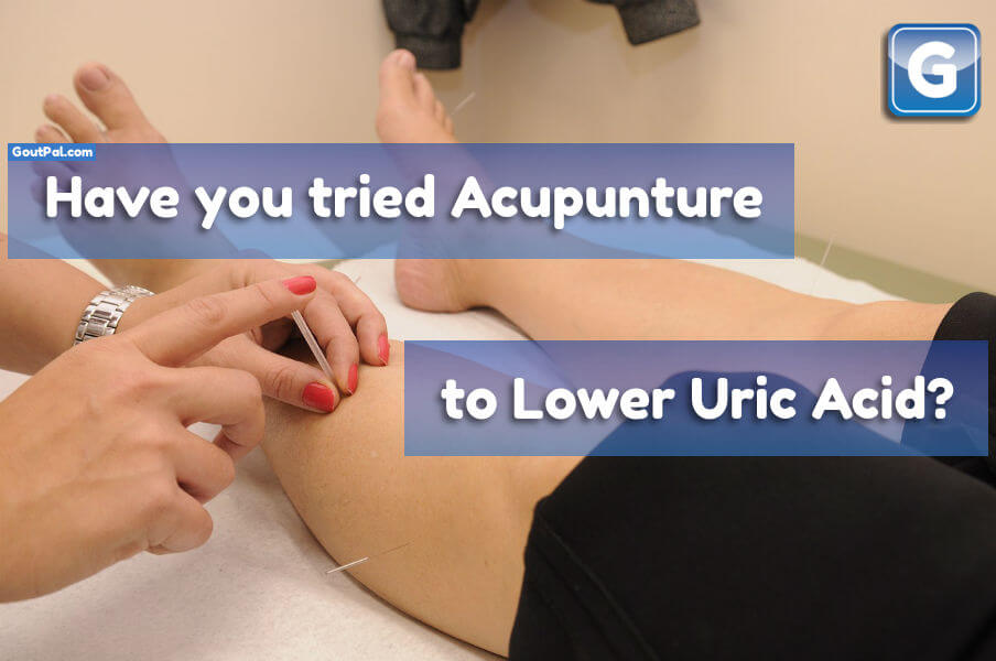 How do you Treat Uric Acid With Acupuncture?