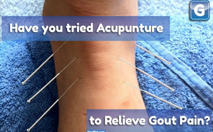Gout And Acupuncture: The Sharp way to Beat Gout