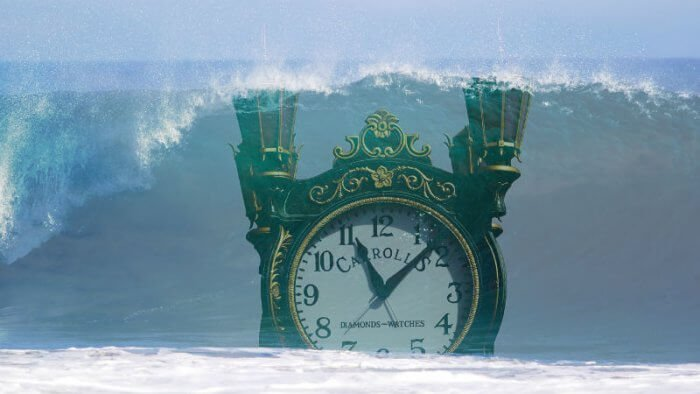 Time And Tide Wait For No Gout
