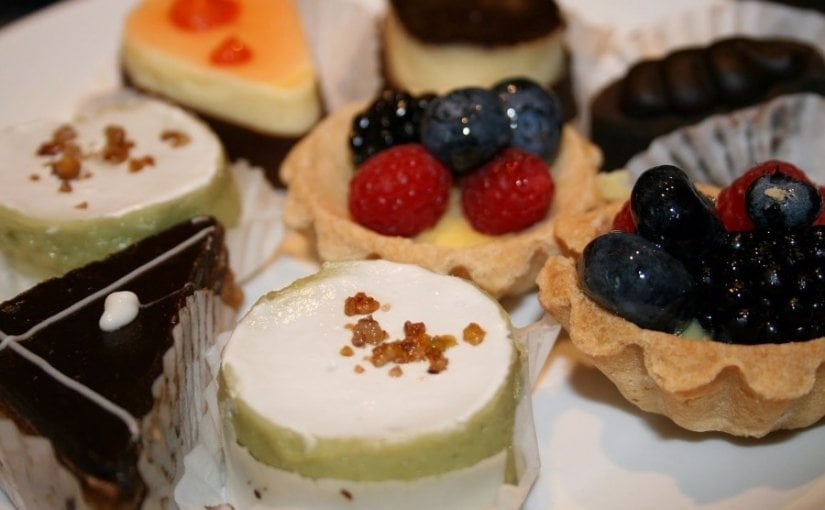Desserts and Sweets for Gout