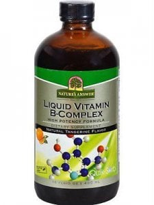 Vitamin B Complex for Gout